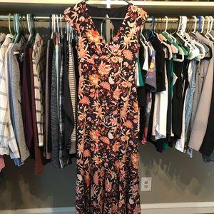 Leifsdottir (Anthropologie) size OOP maxi dress